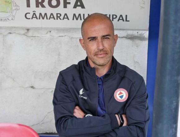 """Treinador do Trofense e a subida à II Liga: """"Vamos com calma…"""""""