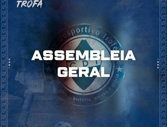 Assembleia Geral Eleitoral – Convocatória