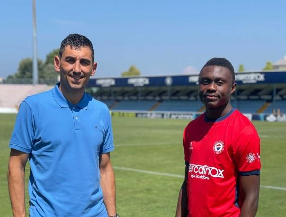 Diedhiou chega por empréstimo do Lille